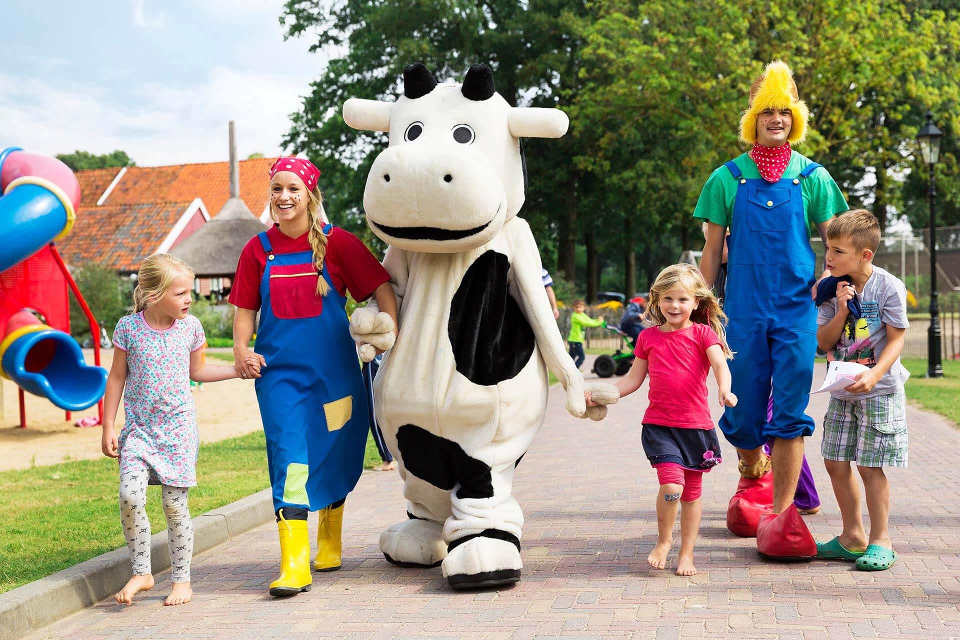 Children S Campsite In The Achterhoek De Twee Bruggen